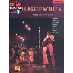 Hal Leonard Guitar Play-Along Creedence CR