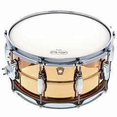 "Ludwig LB552 14""x6,5"" Bronze Snare"