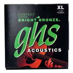 GHS BB20XL Contact Bright Bronze