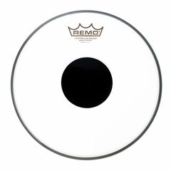 "Remo 10"" CS White Smooth"