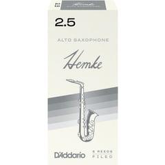 DAddario Woodwinds Hemke Alto Saxophone Reed 2,5