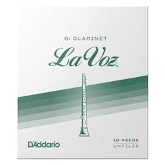 DAddario Woodwinds La Voz Bb- Clarinet H