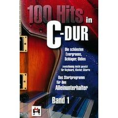 Musikverlag Hildner 100 Hits in C-Dur 1
