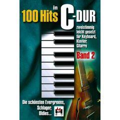 Musikverlag Hildner 100 Hits in C-Dur Vol.2