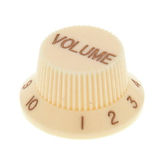 Göldo ST Volume Knob Creme