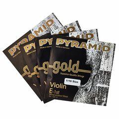 Pyramid Gold Violin String s1/16