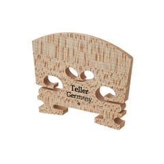 Teller No.6 Violin Bridge 3/4