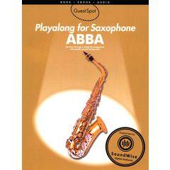 Wise Publications Guest Spot:  Abba Alt Sax.