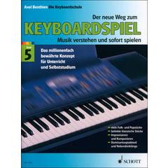 Schott Der Neue Weg Zum Keyboard 5