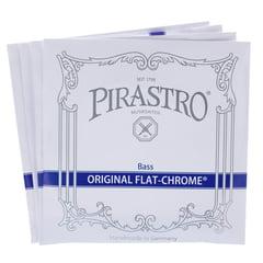 Pirastro Original Flat Chrome Bass