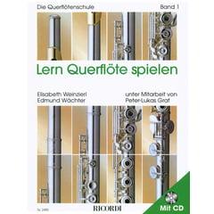 Ricordi Lern Querflöte Spielen Vol.1