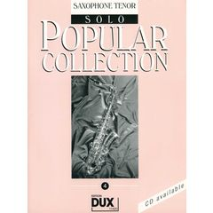 Edition Dux Popular Collection 4 (T-Sax)