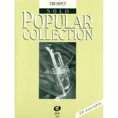 Edition Dux Popular Collection 1 Trumpet