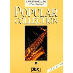 Edition Dux Popular Collection 5 (A-Sax+P)
