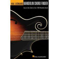 Hal Leonard Mandolin Chord Finder