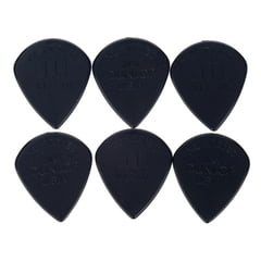 Dunlop Plectrums Jazz III XL Black