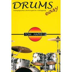 Bosworth Tom Hapke Drums Easy Vol.1