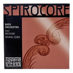 Thomastik Spirocore Double Bass 4/4 med