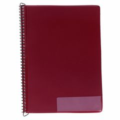 Star Marching Folder 245/25 Red