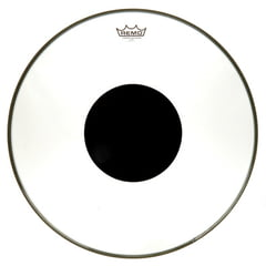 "Remo 20"" CS Black Dot Bass Drum"