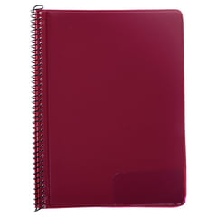 Star Marching Folder 145/10 Red