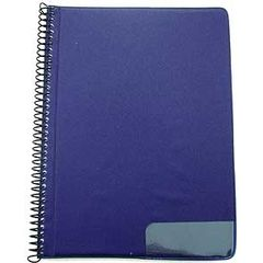 Star Marching Folder 145/10 Blue