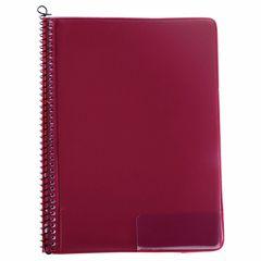Star Marching Folder 145/15 Red