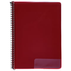 Star Marching Folder 145/20 Red
