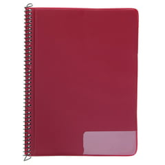 Star Marching Folder 145/25 Red