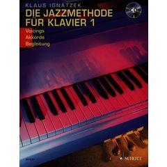 Schott Die Jazzmethode Für Klavier 1