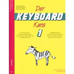 Heinrichshofen's Verlag Der Keyboardkurs Vol.1