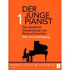 Musikverlag Robert Lienau Der junge Pianist 1