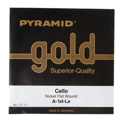 Pyramid Gold Cello String A