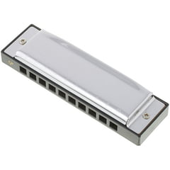 Harley Benton Blues Harmonica in G-Major