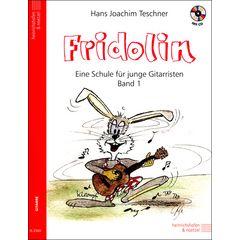 Heinrichshofen's Verlag Fridolin Vol.1 +CD