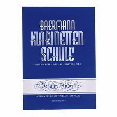 Musikverlag Offenbach Klarinettenschule 502B