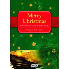 Hage Musikverlag Merry Christmas (Keyb)