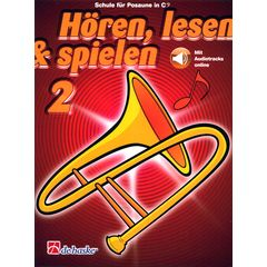 De Haske Hören Lesen Schule 2 Trombone