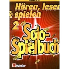 De Haske Hören Lesen Solobuch 2 (Tromb)