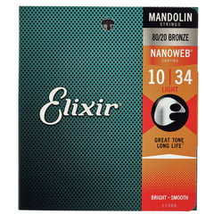 Elixir Nanoweb Mandoline Light