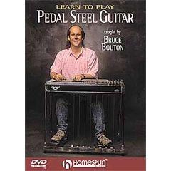 Homespun Learn Pedal Steel Guitar (DVD)