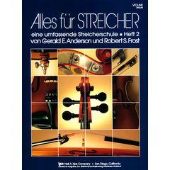 Neil A.Kjos Music Company Alles für Streicher Violin 2