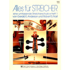 Neil A.Kjos Music Company Alles Streicher Kontrabass 1