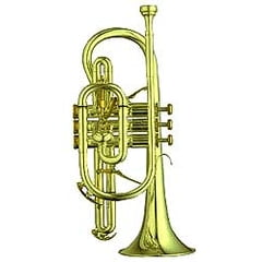 Besson BE2028-1 Prestige Bb-Cornet