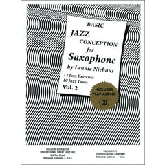 Advance Music Niehaus Basic Jazz Concep. 2