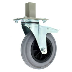 Mott Wheel for Platforms w. Brake