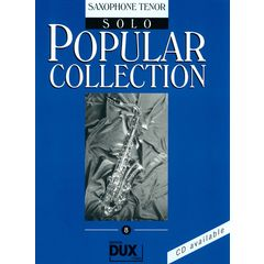 Edition Dux Popular Collection 8 (T-Sax)