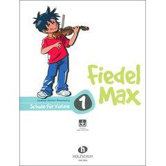 Holzschuh Verlag Fiedel Max Schule Violin 1