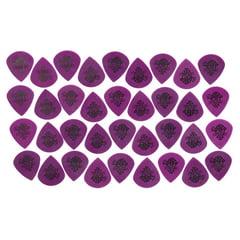 Dunlop Tortex Jazz H3 Pick Set Violet