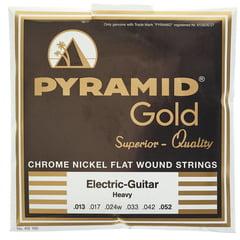 Pyramid Gold Flatwound 412100